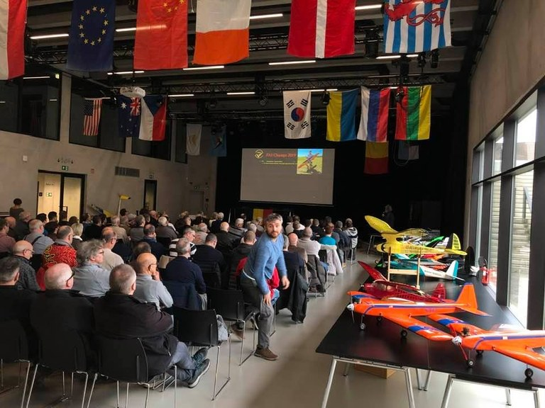 Annual meeting Zaventem