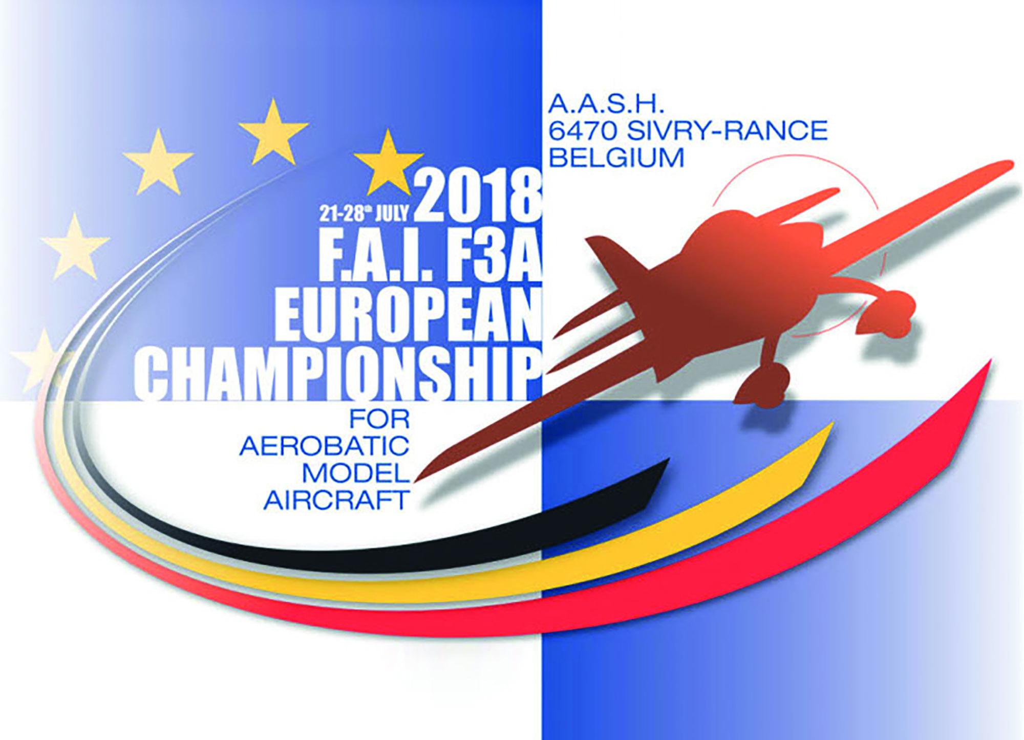 F3A European Championship 2018